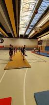 Außergewöhnliche Trainingseinheit für die m. C- und B-Jugend